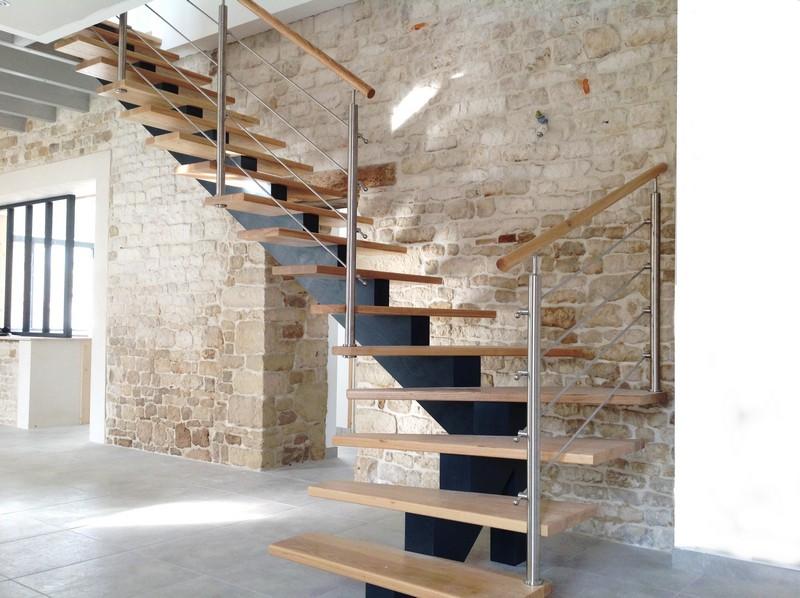 Hallou escalier si vous ne trouvez pas votre escalier dans ces pages nous ensemble photo garde - Moderniser un escalier en bois ...