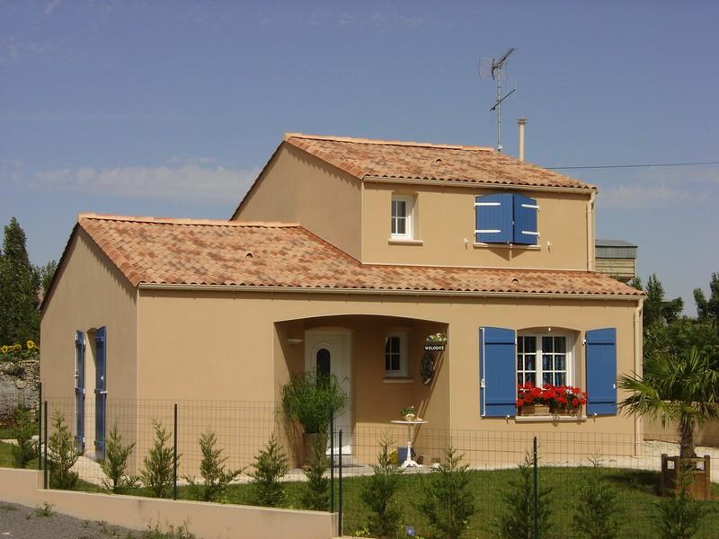 Construction de maisons individuelles for Petite maison construction